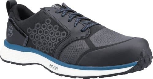 Timberland Pro Reaxion Trainers Safety Black / Blue